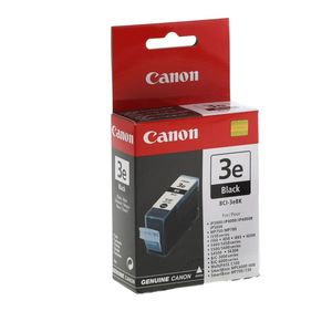 Canon BCI 3 Black Printer Cartridges