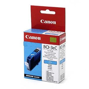 Canon BCI 3 Cyan Printer Cartridge