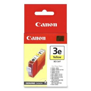 Canon BCI 3 Yellow Print Cartridge