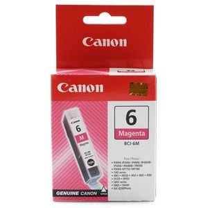 Canon BCI-6 Magenta Printer Ink Cartridge