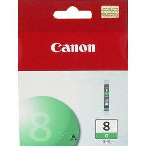 Canon CLI-8 Green Printer Ink Cartridge