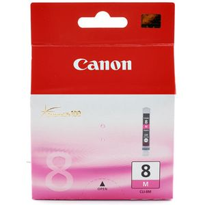 Canon CLI-8 Magenta Printer Ink Cartridge