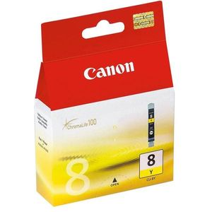 Canon CLI-8 Yellow Printer Ink Cartridge