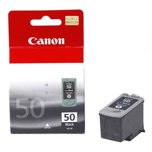 Canon PG50 Black Printer Ink