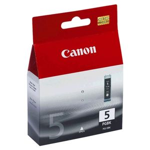 Canon PGI 5 Black Printer Ink
