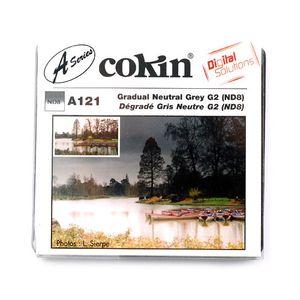Cokin Gradual Grey G2 (NDx8) A Series Filter