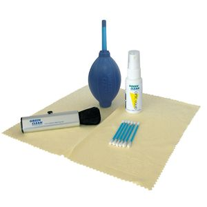Green Clean 5 Piece Travel Cleaning Kit