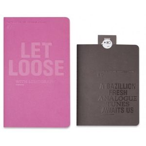 Lomography ChapBook Pink and Brown Photo Album Set 2