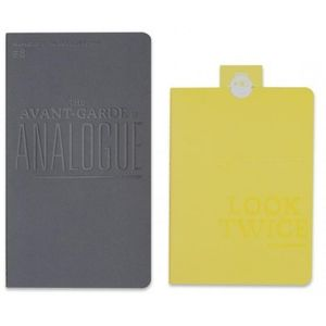 Lomography ChapBook Grey and Yellow Photo Album Set 3