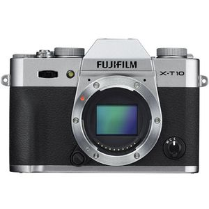 Shop Display Fujifilm X-T10 Silver Digital Camera Body