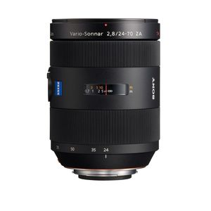 Ex-Display Sony 24-70mm F2.8 ZA SSM Carl Zeiss Vario-Sonnar T* A Mount Lens