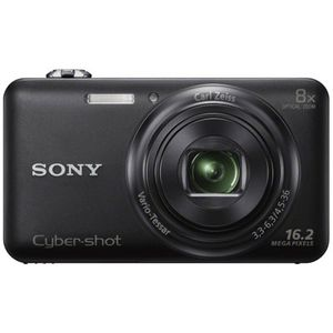 Sony Cyber-Shot WX60 Black Digital Camera
