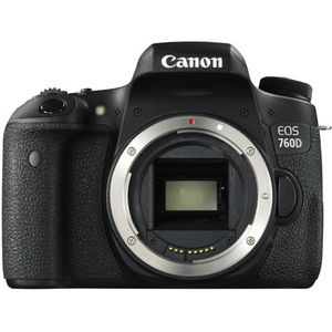 Ex-Demo Canon EOS 760D Digital SLR Camera Body