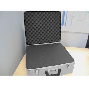 Ex-Demo Dorr Extra Large Aluminium Case 50 - 52x43x22cm