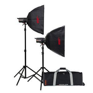 Ex-Demo Multiblitz V6 LED Studio Lighting Double Kit