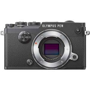 Ex-Display Olympus PEN-F Black Digital Camera Body