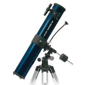 EX Demo Danubia Saturn 50 Newton Reflector Astro Telescope
