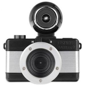 Lomography Fisheye Baby 110 Camera Metal