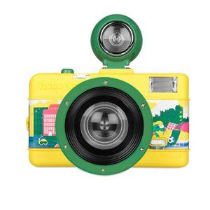 Lomography Fisheye 2 Brazilian Summer 35mm Camera