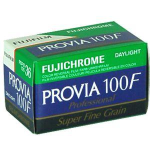 Fujifilm Provia 100F 36 Exp Colour Slide Film