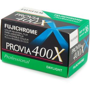 Fujifilm Provia 400X 36 Exp Colour Slide Film