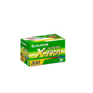 Fujifilm Superia 800 36 Exp Colour Print Film
