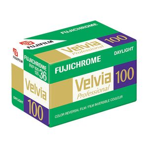Fujifilm Velvia 100 36Exp Colour Slide Film