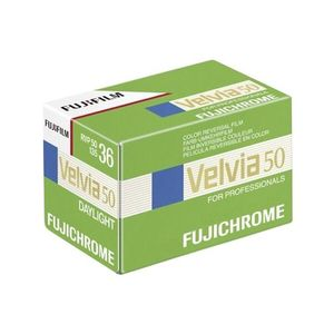 Fujifilm Velvia 50 36 Exp Colour Slide Film