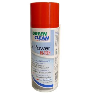 Green Clean High Tech Air Power Compressed Air 400ml with Valve