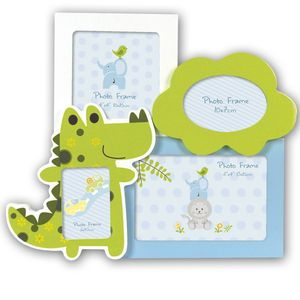 Pascal Crocodile Multi Aperture Photo Frame