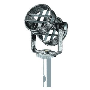 Gitzo G11510N Microphone Holder with Rubber Vibration Damping