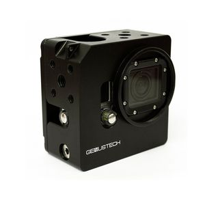 Genus Cage for GoPro Hero 3 with LCD and Battery BacPac