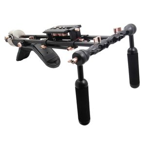 Genus Video Camera Shoulder Mount Hybrid System Kit
