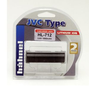 Hahnel HL-V712 JVC Type Battery