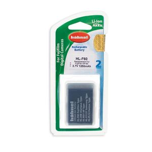 Hahnel HL-F60 Fuji Type NP-60 Rechargeable Battery