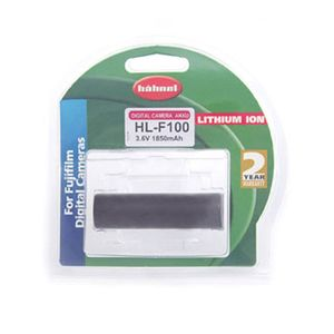 Hahnel HL-F100 Fuji Type NP-100 Rechargeable Battery
