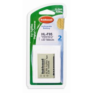 Hahnel HL-F95 Fujifilm NP-95 Type Li-Ion Rechargeable Battery