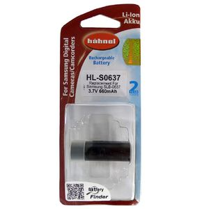 Hahnel HL-S0637 Samsung Type Battery