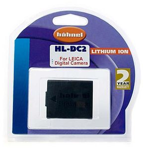 Hahnel HL-DC2 Leica Type BP-DC2 Rechargeable Battery