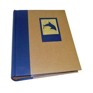 Green Earth Blue Dolphin 9x6 Slip In Photo Album - 100 Photos