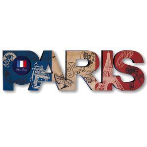 Moulin Rouge Wooden Paris Photo Frame