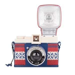 Lomography Diana F+ Chamonix Medium Format Camera with Flash