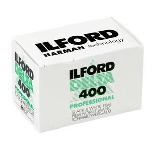 Ilford Delta 400 36 Exp Black & White Print Film