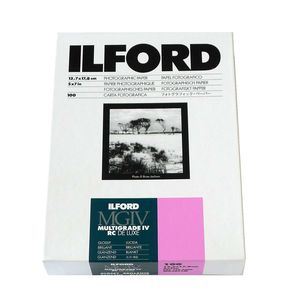 Ilford Multigrade 7x5 Gloss Paper - 100 Sheets