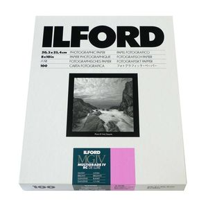 Ilford Multigrade 10x8 Gloss Paper - 100 Sheets