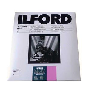 Ilford Multigrade 10x8 Gloss Paper - 25 Sheets