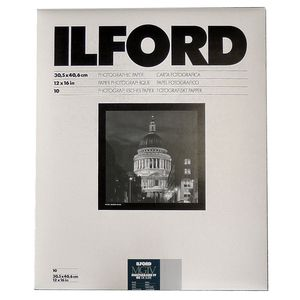 Ilford Multigrade 12x16 Pearl Paper - 10 Sheets