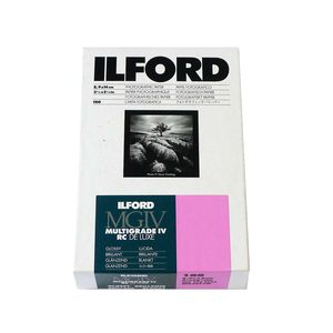 Ilford Multigrade 3.5x5.5 Gloss Paper - 100 Sheets