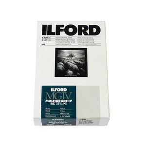 Ilford Multigrade 3.5x5.5 Pearl Paper - 100 Sheets