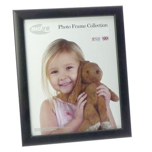 Black Ash 6x4 Photo Frame